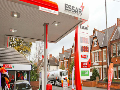 Essar Oil UK to see rise in margins following refinery upgradation