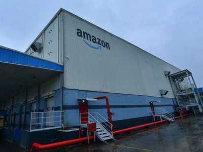 Amazon sets up its third-largest India warehouse in Bhiwandi