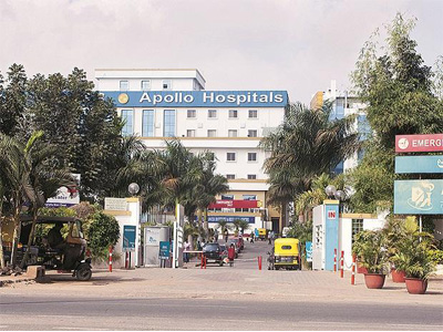 Apollo Hospitals up 5% as IRDA approves stake sale in Apollo Munich to HDFC