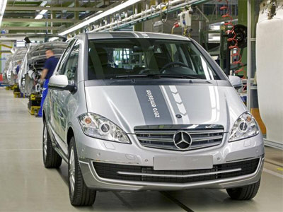 Made-in-India electric cars from Mercedes-Benz soon as it bets big on EVs