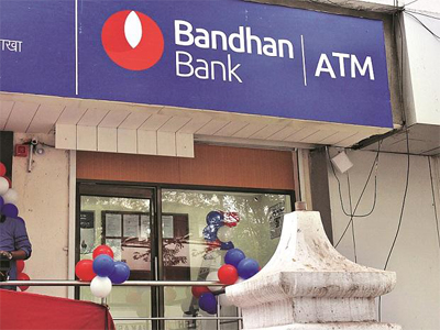 Bandhan Bank trades near 3-month low; slips 21% thus far in December