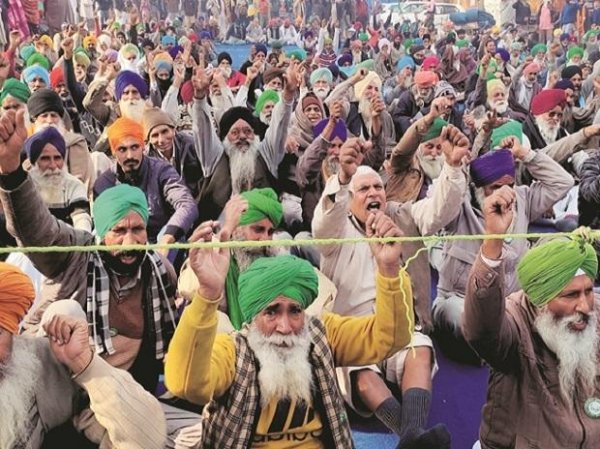 Farmers' protest: Suspension of farm laws is final offer, says govt