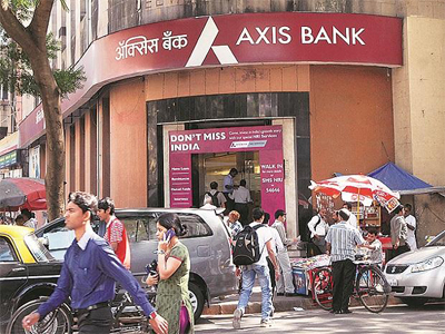 Axis Bank jumps 3% as Q3 loan growth hits 7-qtr high, NIM best in 2.5 yrs