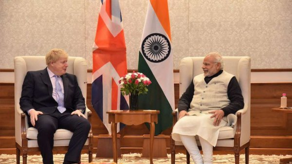 UK PM Boris Johnson extends Republic Day wishes, says 'looking forward to visiting India later this year'