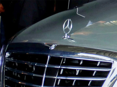 What slowdown? Mercedes sold 600 luxury cars in just one day