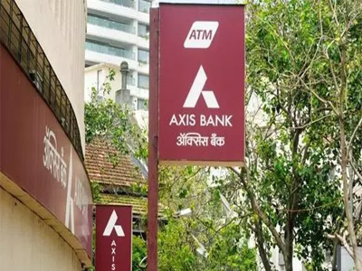 Axis Bank reports a 95% jump in Q1 net profit