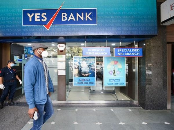 YES Bank hits over 4-mth high on rating upgrade; stock gains 50% in 1 month